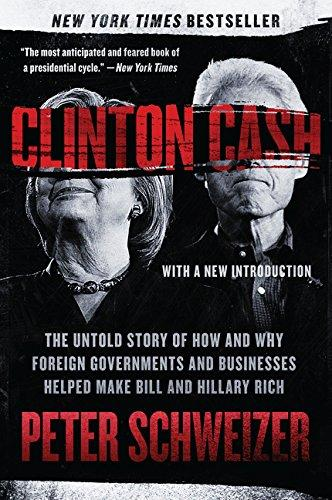 Clinton Cash by Peter Schweizer - Paperback