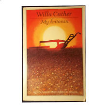 My Antonia by Willa Cather - Hardcover Classics (Used)