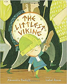 The Littlest Viking by Alexandra Penfold - Hardcover Illustrated