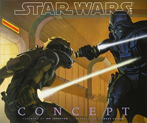 Star Wars Art : Concept from Lucasfilm, Ltd. - Hardcover