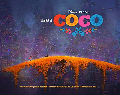 The Art of Coco from Disney Pixar Studios - Hardcover