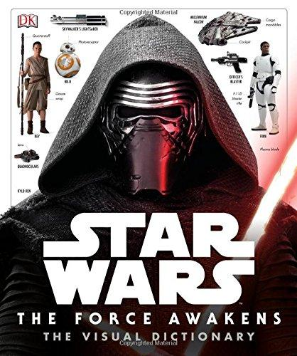 Star Wars : The Force Awakens The Visual Dictionary from DK Publishing - Hardcover