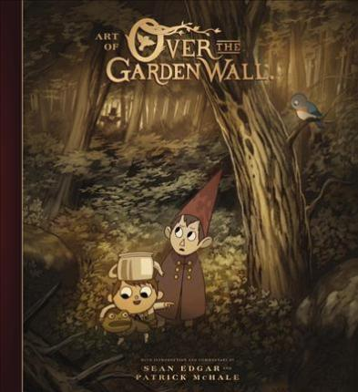 The Art of Over the Garden Wall - Hardcover