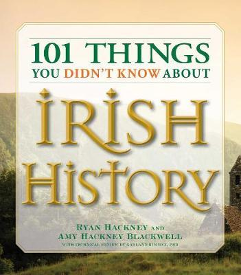 101 Things You Didn't Know About Irish History - Paperback