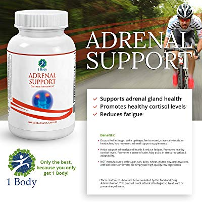 Adrenal Support by 1Body Formula