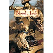 Bloody Jack (Pirate Adventures) by L.A. Meyer - Paperback