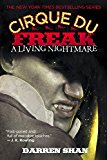 Cirque du Freak : A Living Nightmare by Darren Shan - Paperback