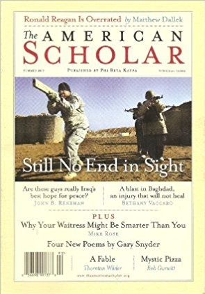 American Scholar Volume 78 Issue 3 Summer 2009