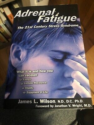 book: Adrenal Fatigue 21st Century Stress Syndrome