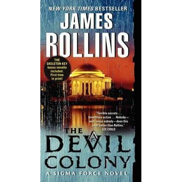 The Devil Colony (Sigma Force) by James Rollins - Mass Market Paperback
