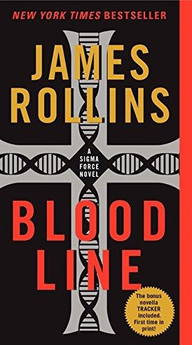 Bloodline (Sigma Force) by James Rollins - Mass Market Paperback