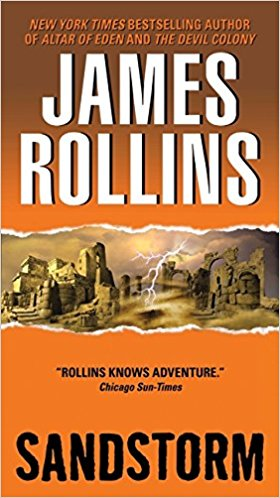 Sandstorm (Sigma Force) by James Rollins - Mass Market Paperback