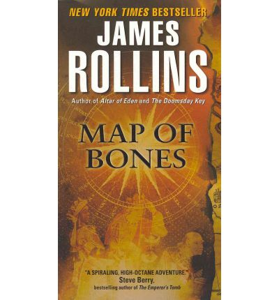 Map of Bones : A Sigma Force Novel by James Rollins - Paperback