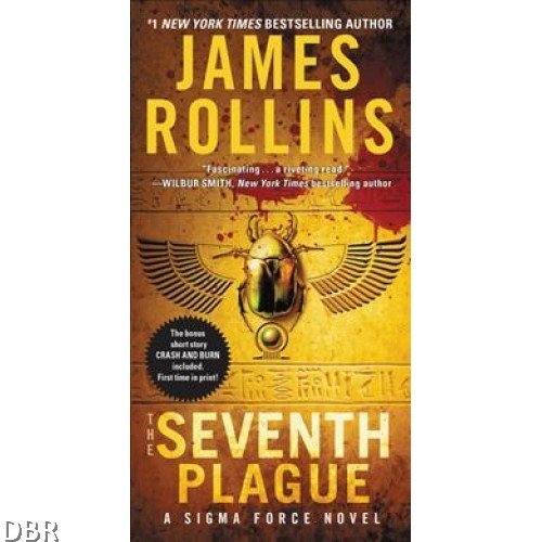 The Seventh Plague : A Sigma Force Novel by James Rollins - Paperback