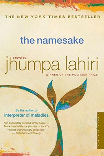 The Namesake : A Novel by Jhumpa Lahiri - Paperback