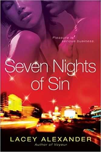 Seven Nights of Sin by Lacey Alexander - Paperback Romance