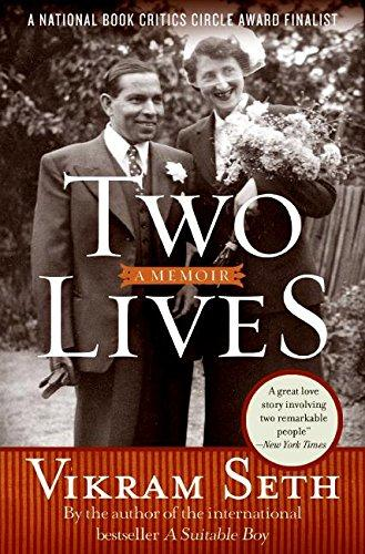 Two Lives : A Memoir by Vikram Seth - Paperback World Literature