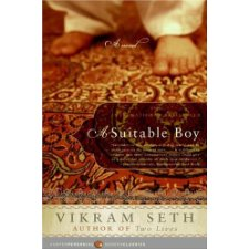 A Suitable Boy by Vikram Seth - Paperback Literature