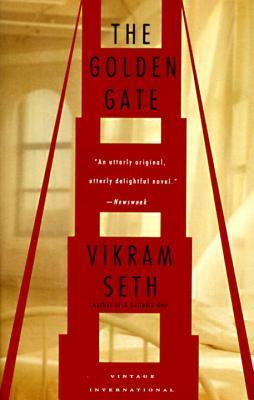 The Golden Gate by Vikram Seth - Paperback Literature