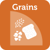 Grains, Nuts, & Cereals