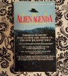 The Alien Agenda by Dr. Clifford Wilson Ph.D. - Paperback RARE 1988 VINTAGE UFO Lore
