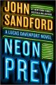 Neon Prey A Prey Novel in Hardcover by John Sandford