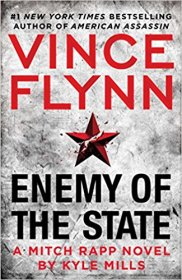Enemy of the State by Vince Flynn - Hardcover