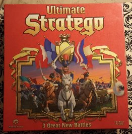 Ultimate Stratego - 2 & 4 Player Versions - Classic Board Game