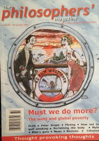 The Philosophers' Magazine Issue 36 Winter 2006 - Magazine Back Issues
