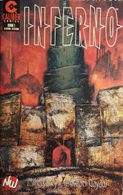 Inferno Issue 1 Caliber Comics by Mike Carey and Michael Gaydor