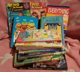 Kids Books Galore - Lot of 12 Chapter Books for Young Readers - Used Paperbacks
