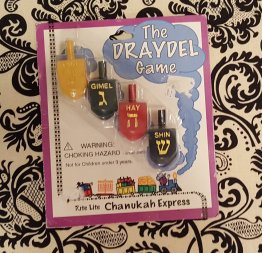 The Draydel Game from Rite Lite Chanukah Express