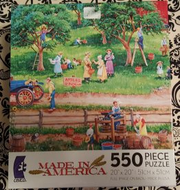 Made in America 550 Piece Jig-Saw Puzzle by Ceaco - Open Box
