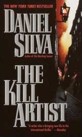 The Kill Artist by Daniel Silva - Mass Market Paperback