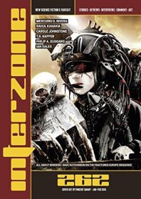 Interzone 262 Sci Fi Fantasy Journal January 2016 - Magazine Back Issues