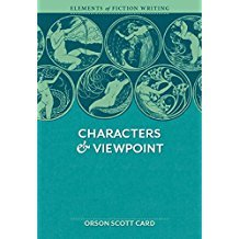 Characters & Viewpoints by Orson Scott Card - Paperback Nonfiction