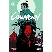 Cimarronin : The Complete Graphic Novel by Neal Stephenson and Mark Teppo - Paperback