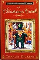 A Christmas Carol by Charles Dickens - Paperback Illustrated Classics