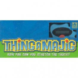 "Thingamajig Party Game ""How Far Can You Stretch the Truth?"" BRAND NEW 3+ Players"