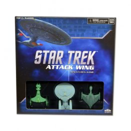 Star Trek Attack Wing Miniatures Game - Starter Set from WizKids Games