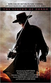 The Legend of Zorro by Scott Ciencin - Paperback USED Movie Tie-In