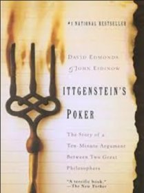 Wittgenstein's Poker by David Edmonds and‎ John Eidinow - Paperback USED