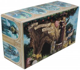 The Complete Wreck (A Series of Unfortunate Events, Books 1-13) by Lemony Snicket - Hardcover Box Set