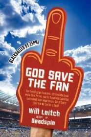 God Save the Fan by Will Leitch - Hardcover Nonfiction
