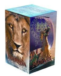 Chronicles of Narnia Box Set by C. S. Lewis - Paperback