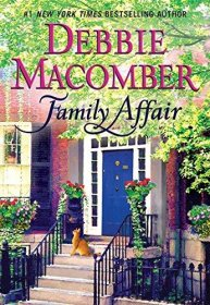 Family Affair by Debbie Macomber - Hardcover Romance