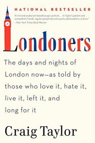 Londoners by Craig Taylor - Paperback NEW but HURT