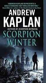 Scorpion Winter by Andrew Kaplan - Paperback Espionage