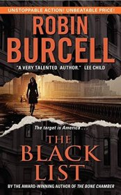 The Black List by Robin Burcell - Mass Market Paperback Espionage
