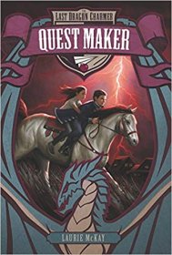 The Last Dragon Charmer : Quest Maker by Laurie McKay - Paperback YA Fantasy